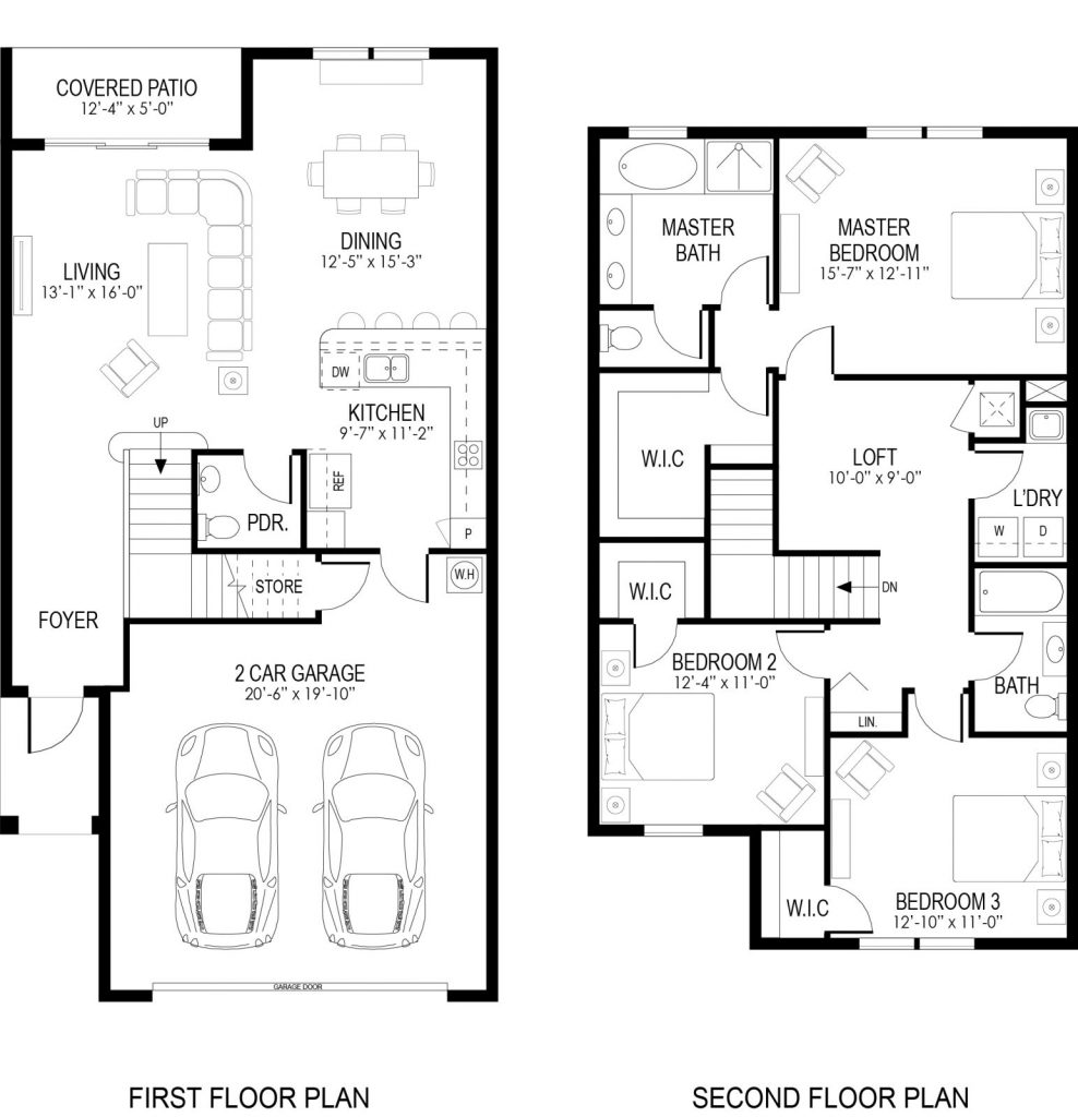 Floorplan of Breakers